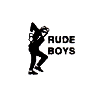 Rude Boys - Button (2,5 cm) 440