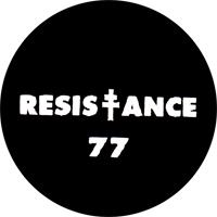 Resistance 77 - Button (2,5 cm) 441