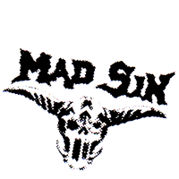 Mad Sin (3) - Button (2,5 cm) 452