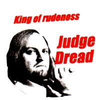 Judge Dread King Of Rudeness - Button (2,5 cm) 453
