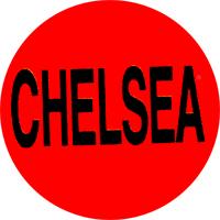 Chelsea - Button (2,5 cm) 465
