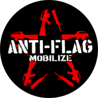 Anti Flag Mobilize - Button (2,5 cm) 487
