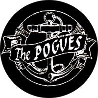The Pogues - Button (2,5 cm) 494
