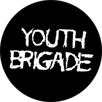 Youth Brigade - Button (2,5 cm) 496