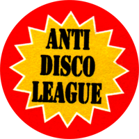 Anti Disco League - Button (2,5 cm) 508