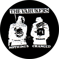 The Varukers - Button (2,5 cm) 520