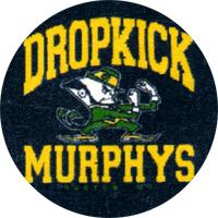 Dropkick Murphys (Irish Fighter) - Button (2,5 cm) 521