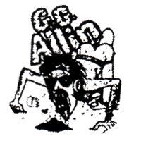 GG Allin (Comic) - Button (2,5 cm) 525