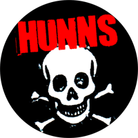Hunns - Button (2,5 cm) 539