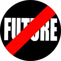 No Future - Button (2,5 cm) 541