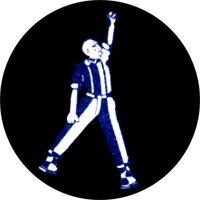 Skinhead (6) - Button (2,5 cm) 557