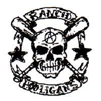Rancid Hooligan - Button (2,5 cm) 567