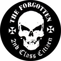 The Forgotten - Button (2,5 cm) 572