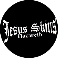 Jesus Skins - Button (2,5 cm) 575