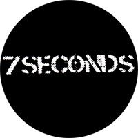 7 Seconds - Button (2,5 cm) 582