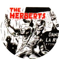 The Herberts (Dans La Rue) - Button (2,5 cm) 584