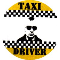 Taxi Driver (2) - Button (2,5 cm) 586