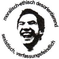 Die Kassierer moralisch-ethisch-desorientierend - Button (2,5 cm) 588