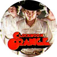 Clockwork Orange (Corowa Bar) - Button (2,5 cm) 593