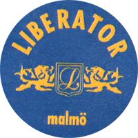 Liberator - Button (2,5 cm) 597