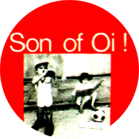 Son Of Oi! - Button (2,5 cm) 598