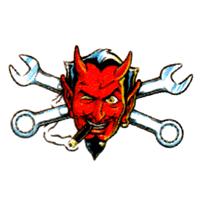 Tool Devil - Button (2,5 cm) 601