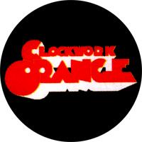 Clockwork Orange Logo - Button (2,5 cm) 619