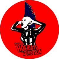 Holidays In The Sun - Button (2,5 cm) 622