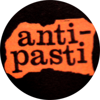Anti-Pasti - Button (2,5 cm) 627