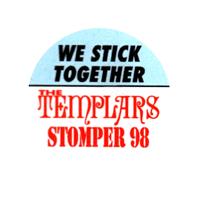 Stomper 98 / Templars - Button (2,5 cm) 635