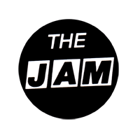The Jam (schwarz/weiss) - Button (2,5 cm) 642
