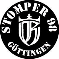 Stomper 98 Göttingen - Button (2,5 cm) 647