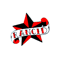 Rancid (Star) - Button (2,5 cm) 650