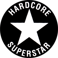 Hardcore Superstar - Button (2,5 cm) 662