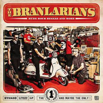 "Branlarians ""The First And Maybe The Only"" LP"