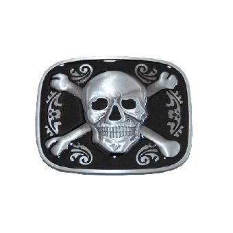 Pirat Gürtelschnalle / Belt Buckle