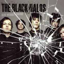 "Black Halos,The ""Alive without control"" CD"