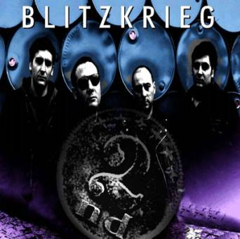 Blitzkrieg - 2nd LP (lim. 250, Download Code)