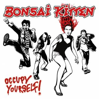 "Bonsai Kitten ""Occopy Yourself"" CD"