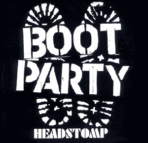 "Boot Party ""Headstomp"" CD"