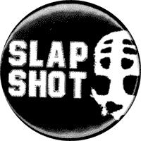 Slapshot - Button (2,5 cm) 198