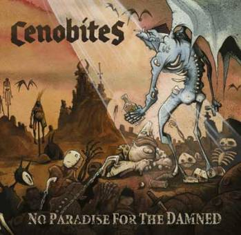 Cenobites - No Paradise for the Damned LP (lim. 500, colored vinyl)