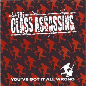 """Class Assassins, The """"You`ve Got It All Wrong"""" CD"""