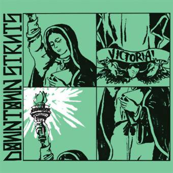 "Downtown Struts ""Victoria!"" LP (lim. 500, clear-green-black)"
