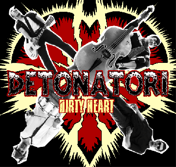 Detonatori - Dirty Heart EP (lim. 250, Download Code)