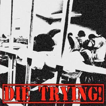 """Die Trying! """"same"""" EP 7"""" (lim. 200, black)"""