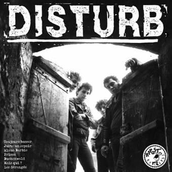 "split Disturb / SK Niks ""same"" LP"