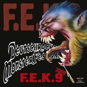 V/A F.E.K.9 Festival 2009 CD