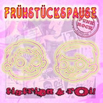 """Frühstückspause """"figfried & rOi!"""" CD"""