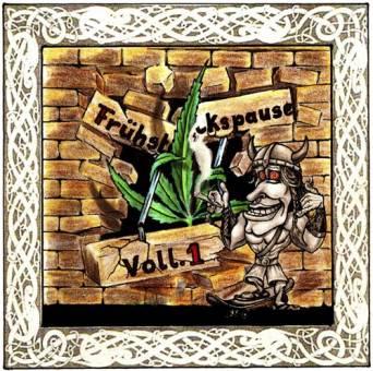 Frühstückspause - Voll1 LP (lim. 250, Download Code)